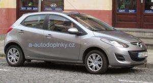 Autopotahy Mazda2