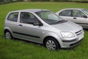 Autopotahy Hyundai Getz