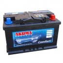 Autobaterie Akuma 74 Ah