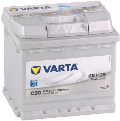Autobaterie Varta 54 Ah