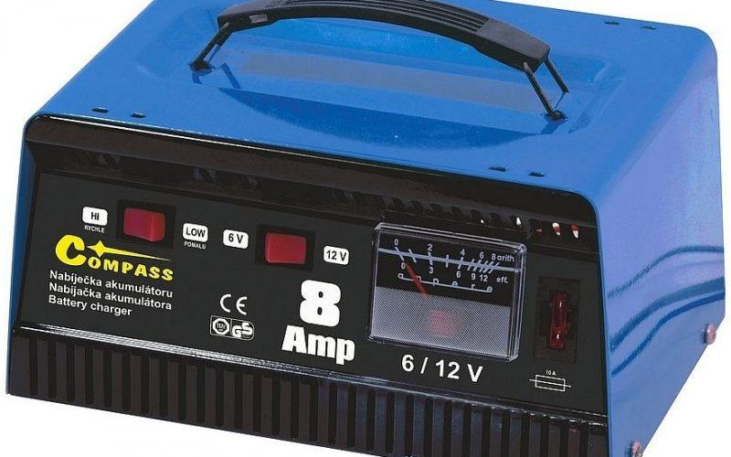 Autonabíječka Compass ADC07148