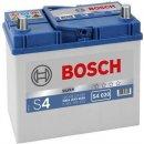 Bosch S4 12V 45Ah 330A